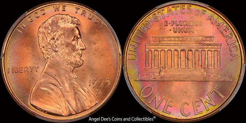 Lincoln Cents: 1959 to Present   Angel Dee's Coins and